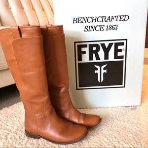 Frye Paige Tall Leather Boots